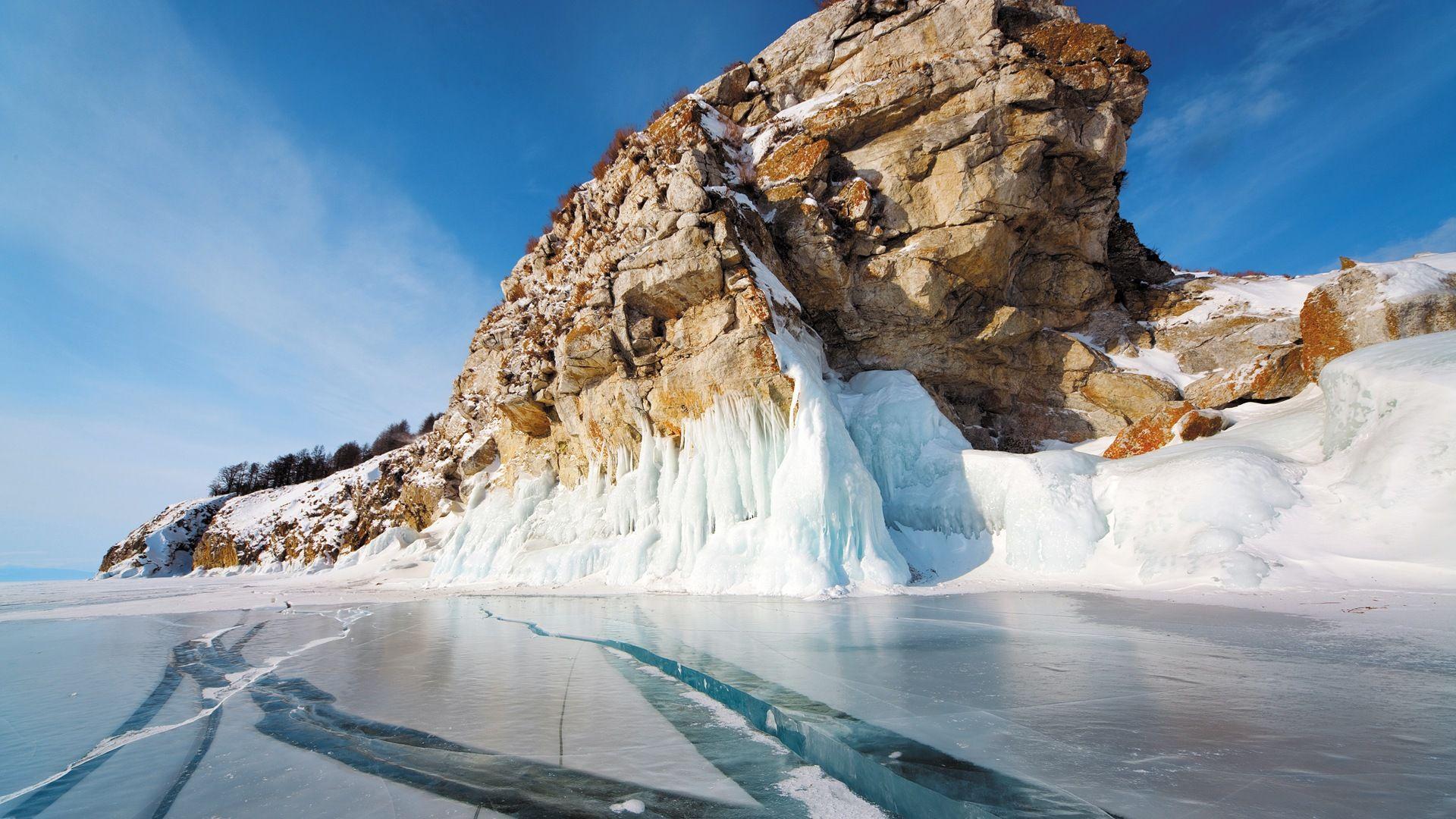 Winter Baikal Photos