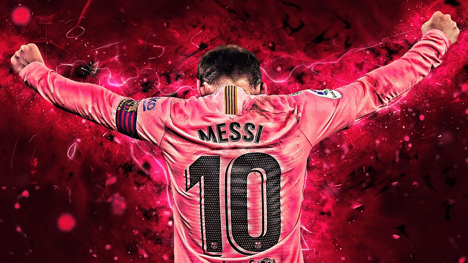 With Messi Wallpaper 2019 Hd