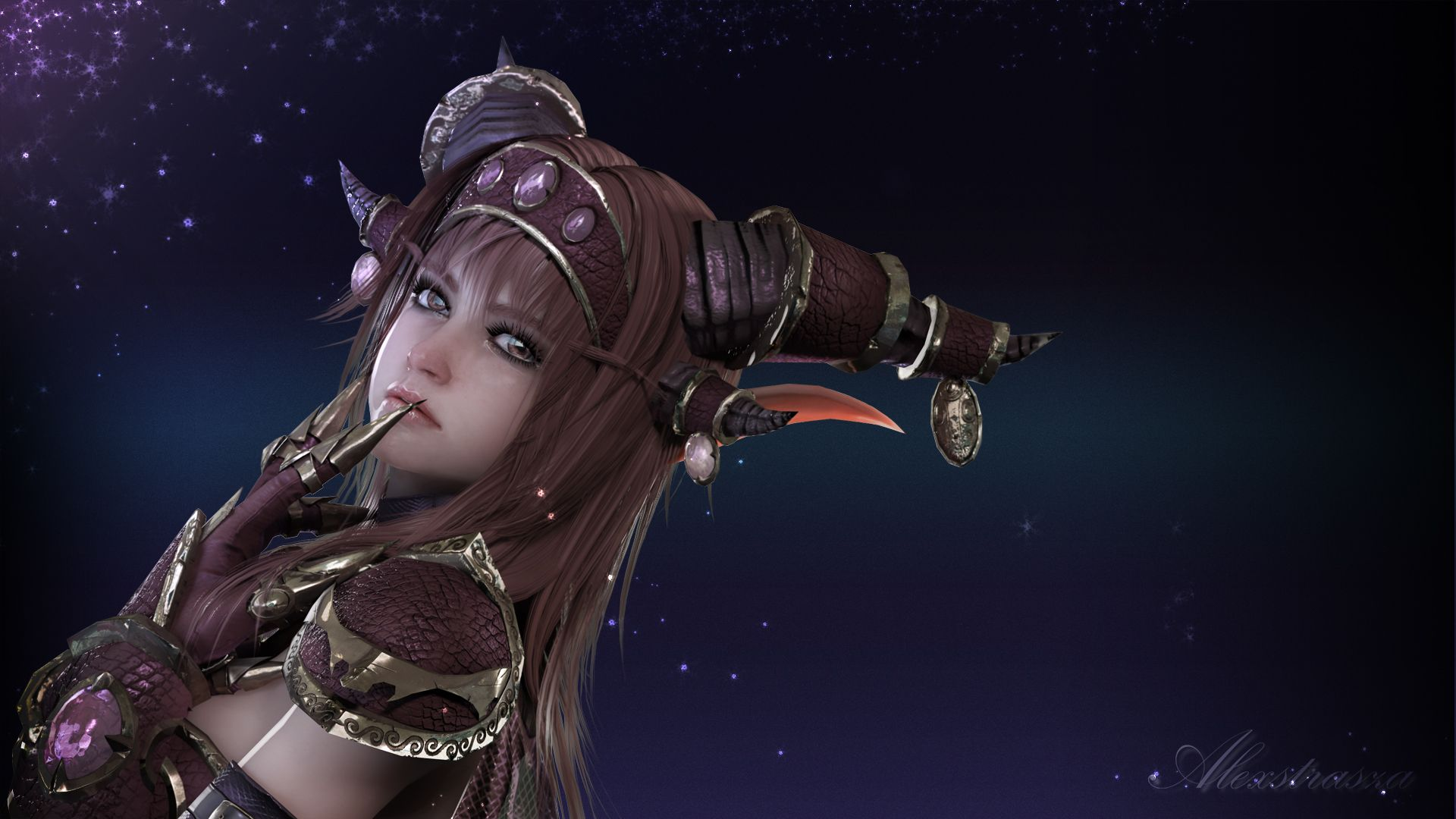 World Of Warcraft Wallpaper Alexstrasza