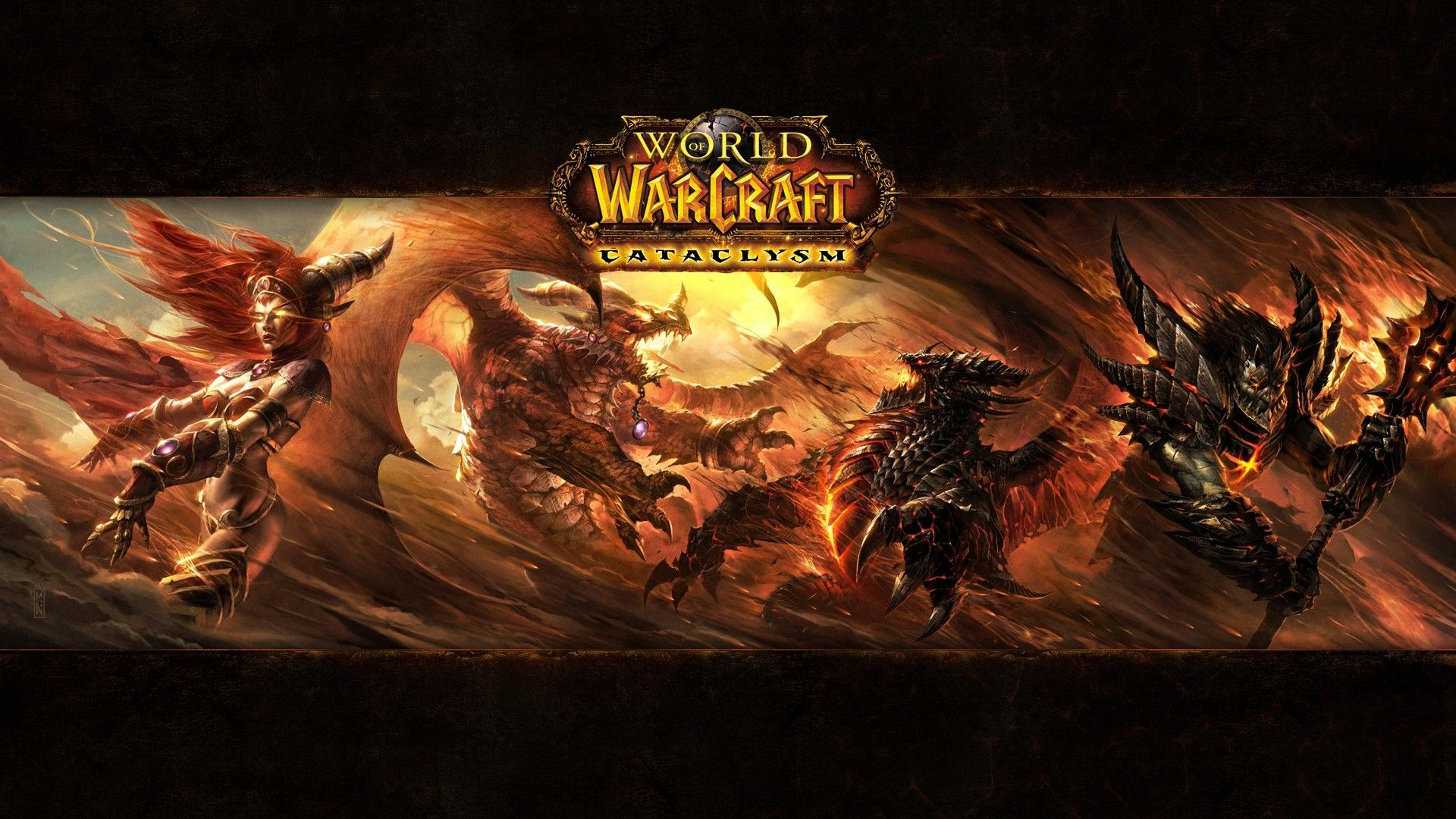 Wow Cataclysm Wallpaper
