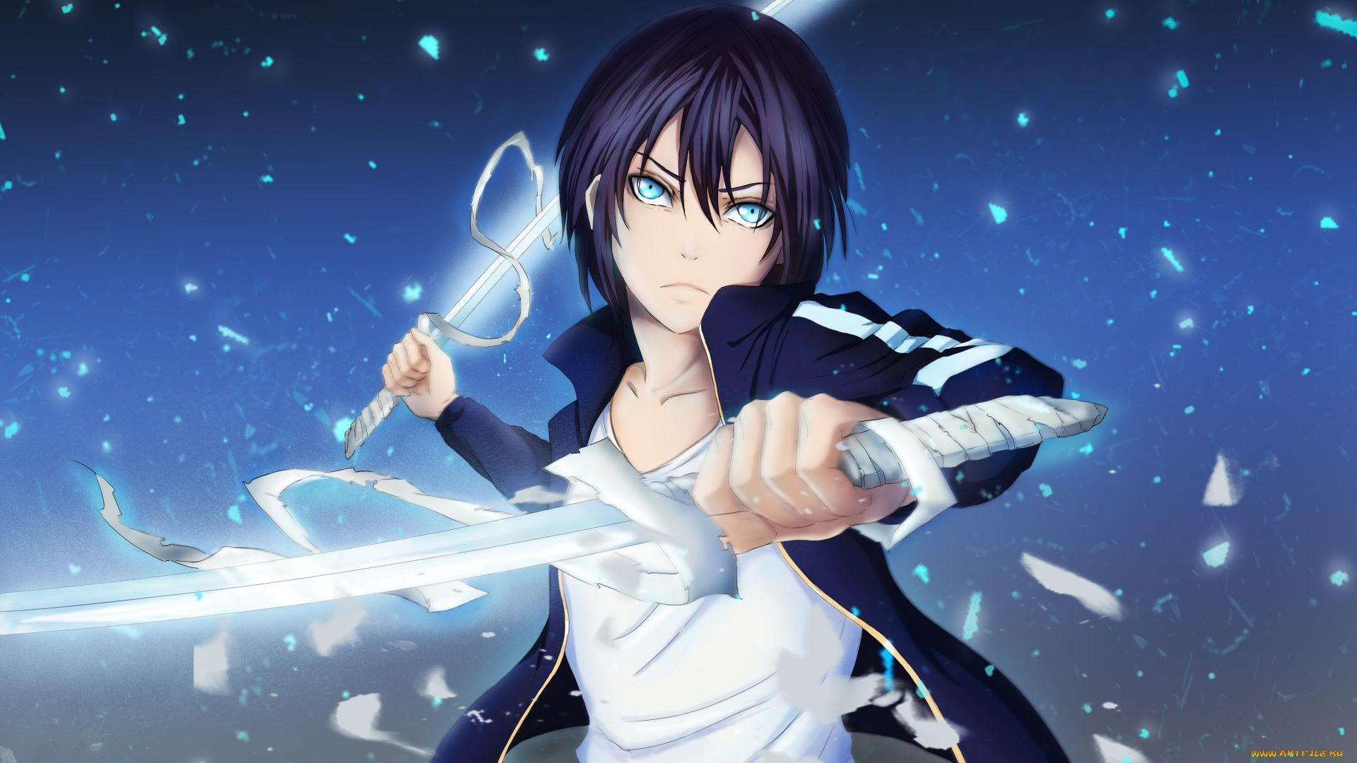 Yato From The Anime Homeless God