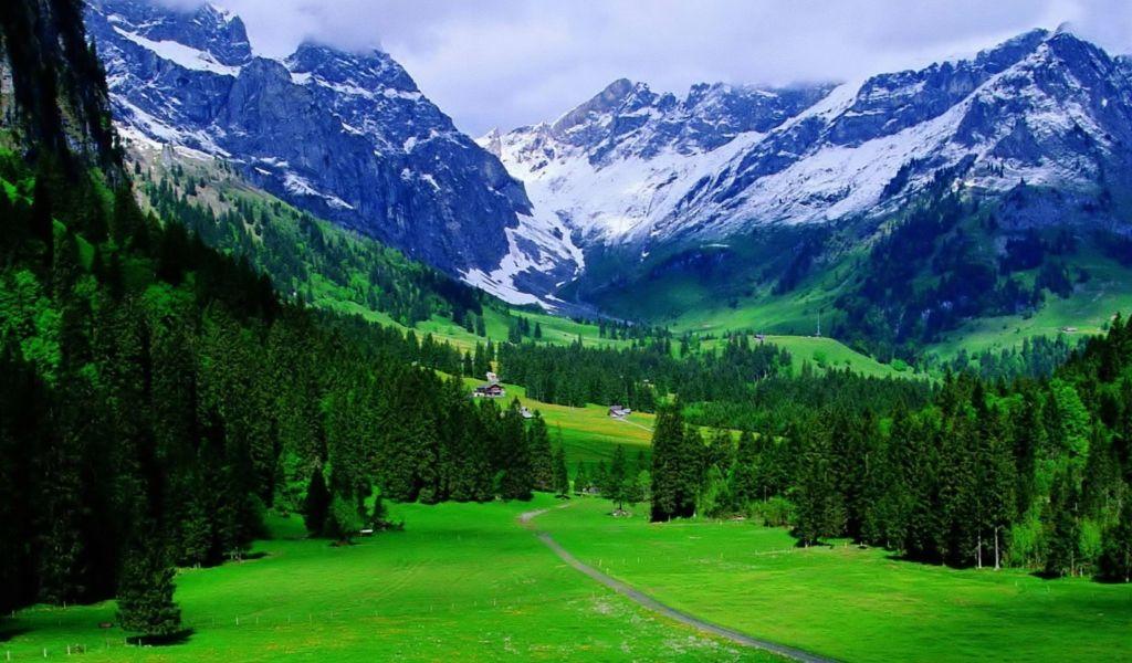 Alps Photo Desktop