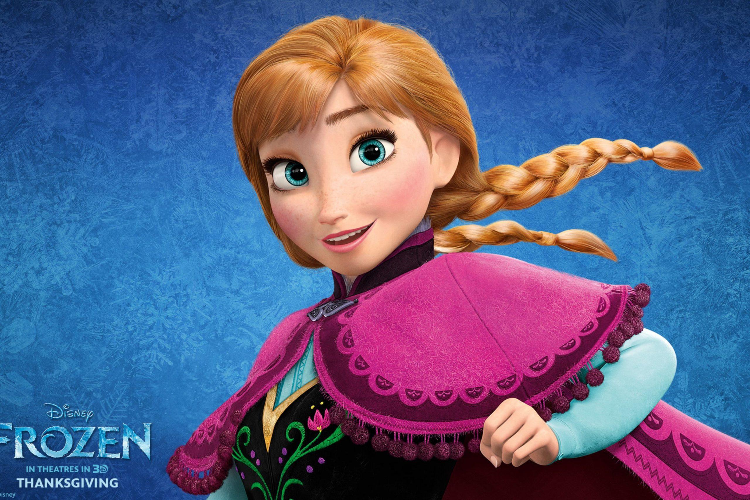 Anna Frozen Pictures