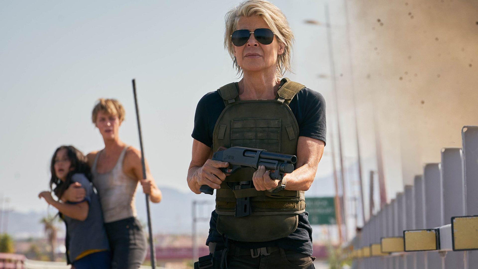 Sarah Connor Terminator 2019