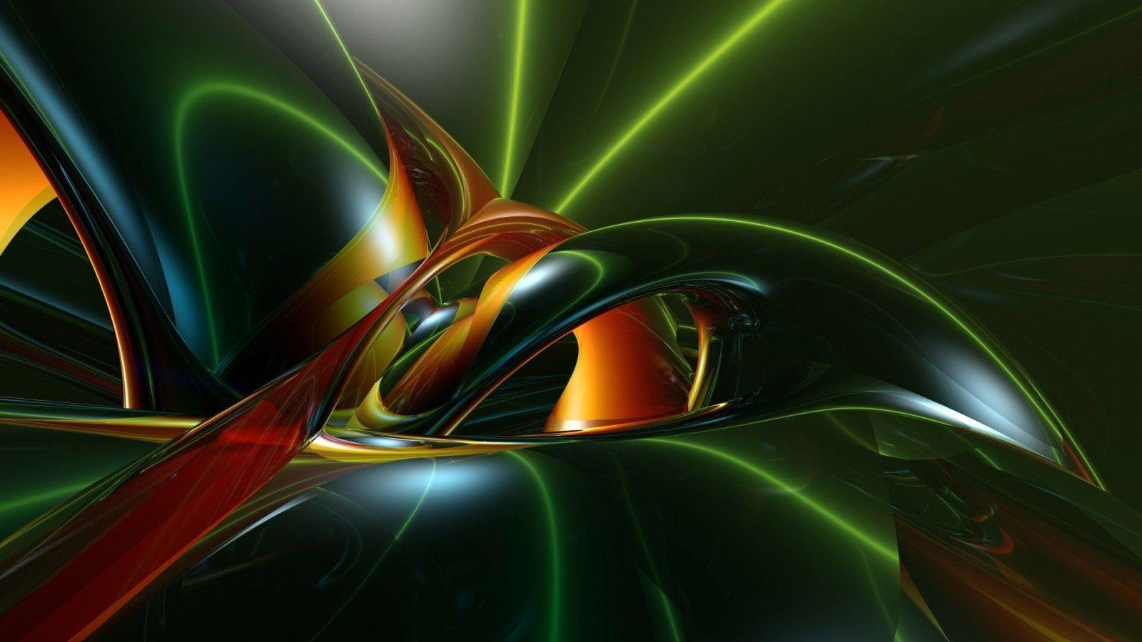 Wallpaper Abstract 3d