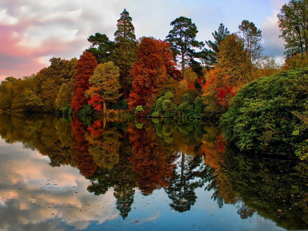 Wallpaper Desktop Autumn Nature