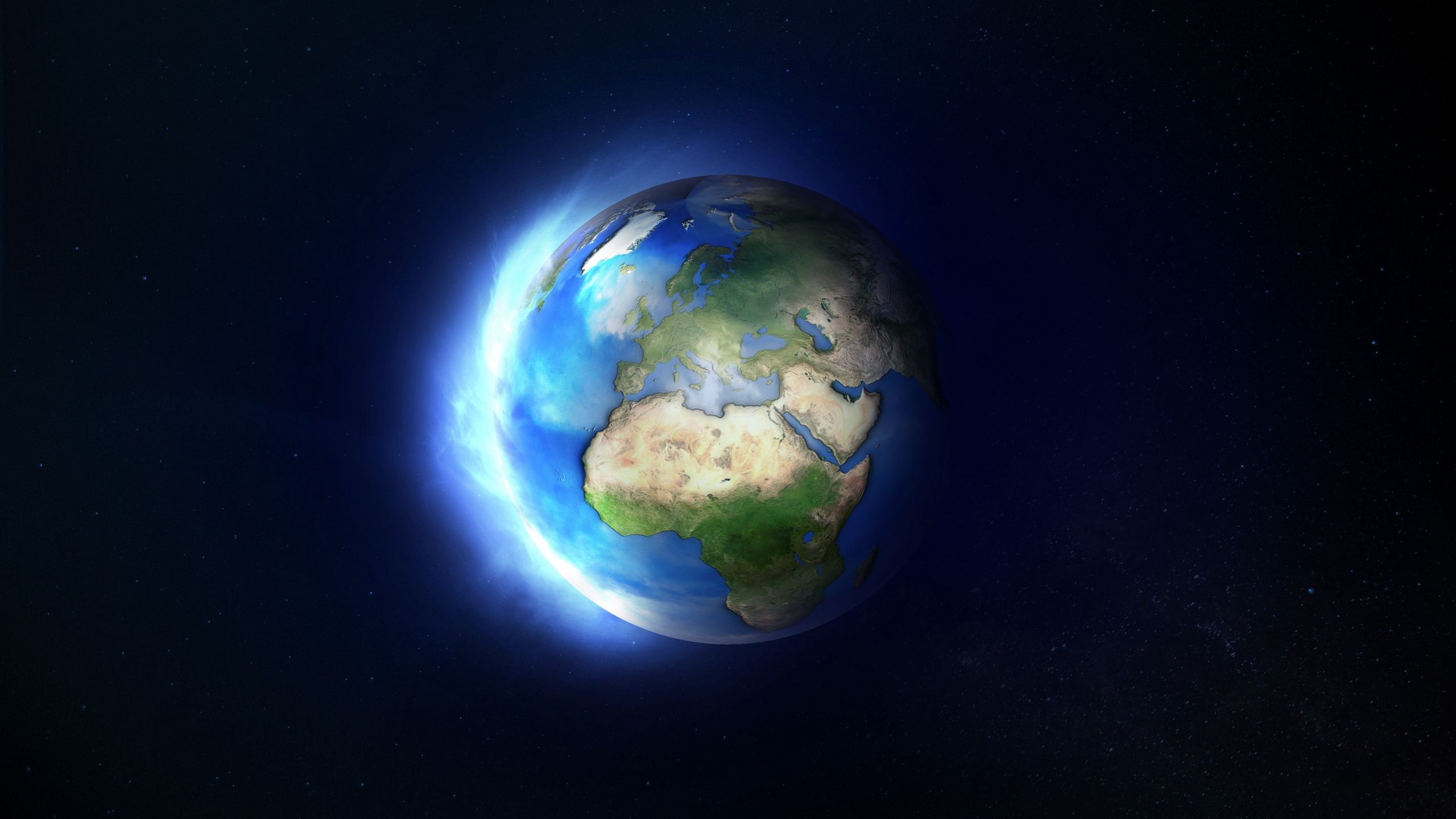 Wallpaper Planet Earth