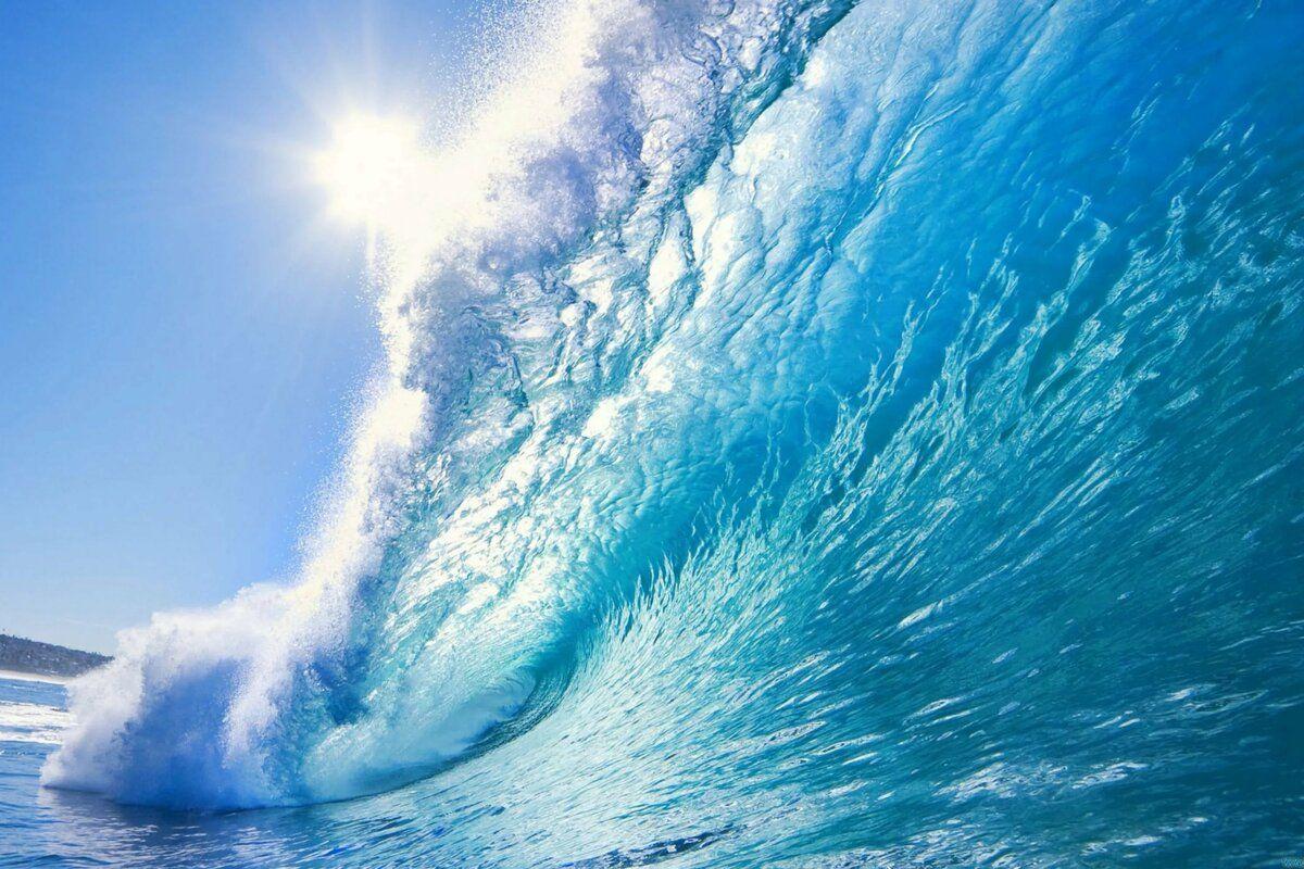 Wallpapers Ocean Wave