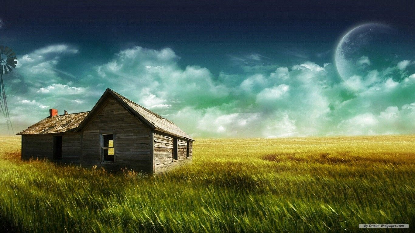 A Lone House Pictures