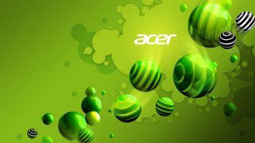 Acer desktop image
