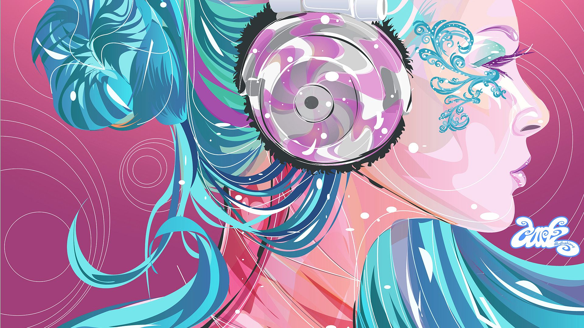 Anime Vector free picture