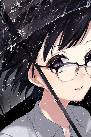Anime With Glasses Wallpapers In Glasses