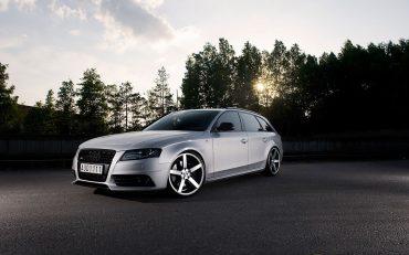 Audi A4 Wallpaper