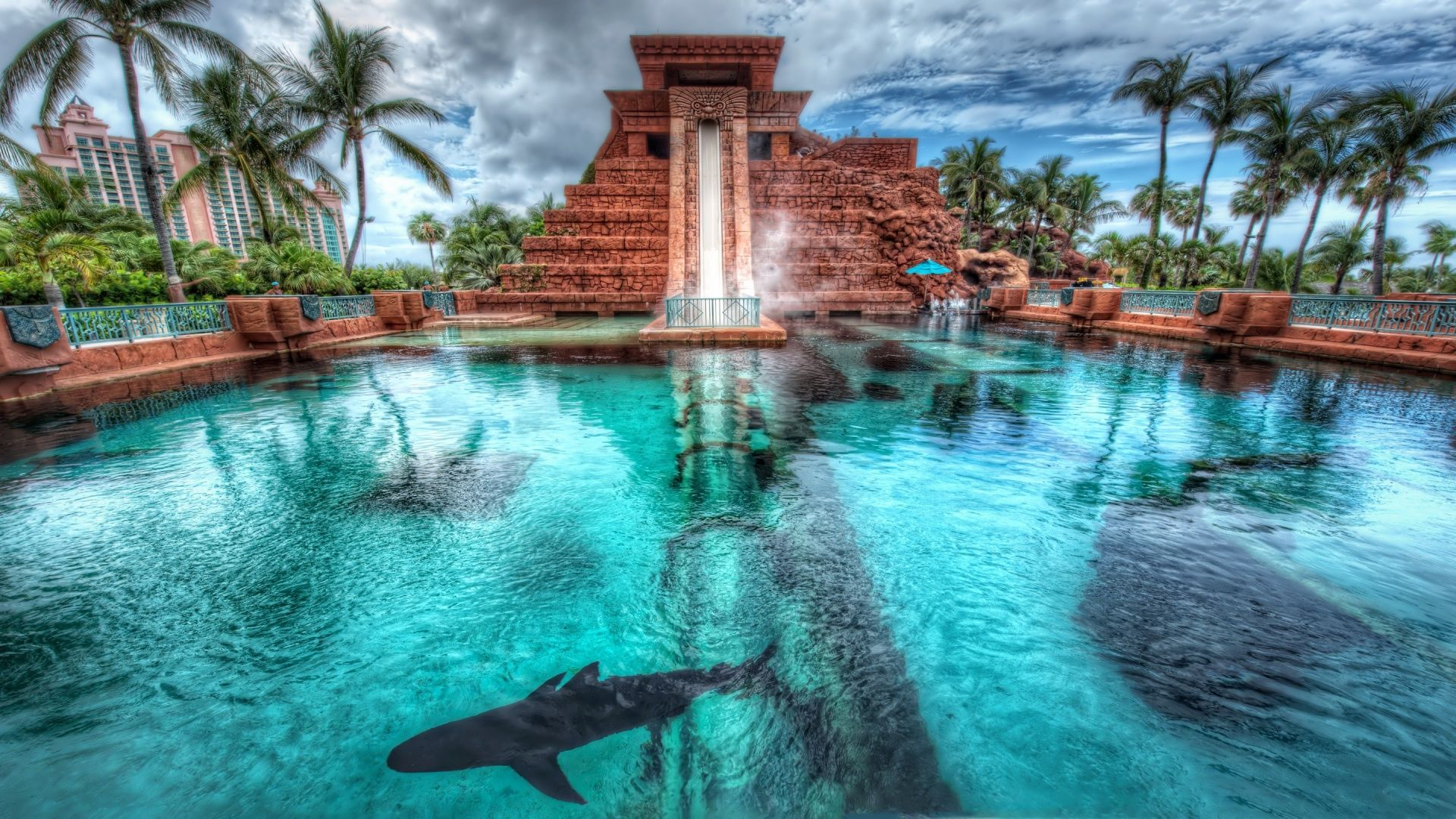 Bahamas wallpaper 1080p