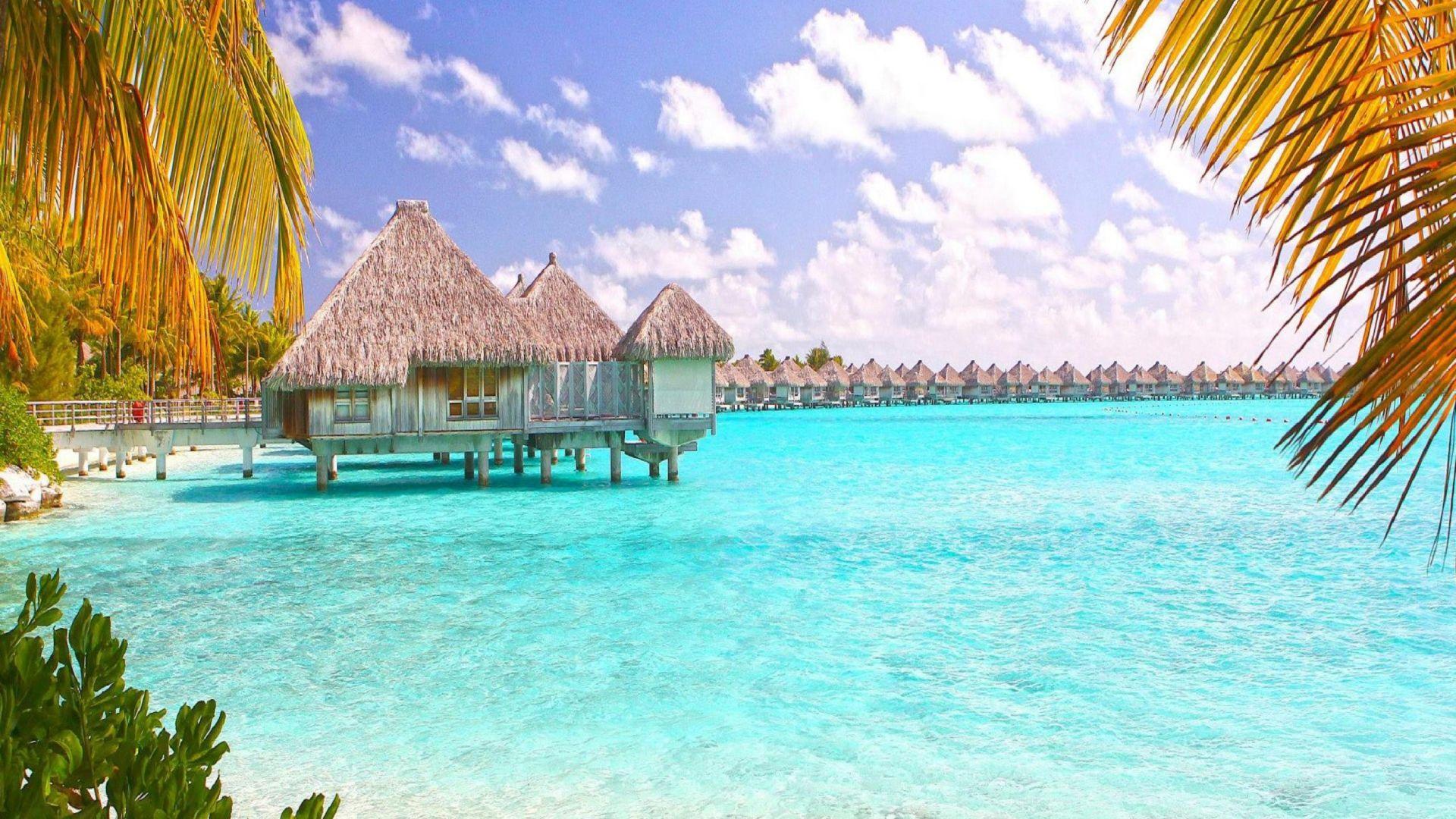 Bahamas 1080p background