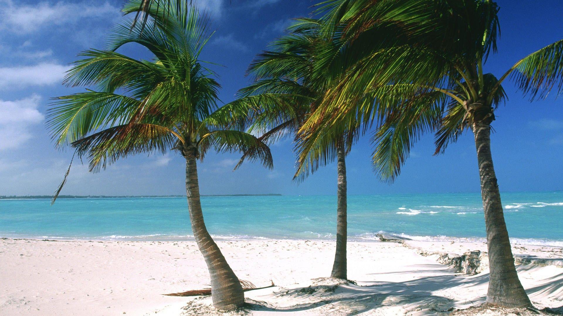 Bahamas free desktop background