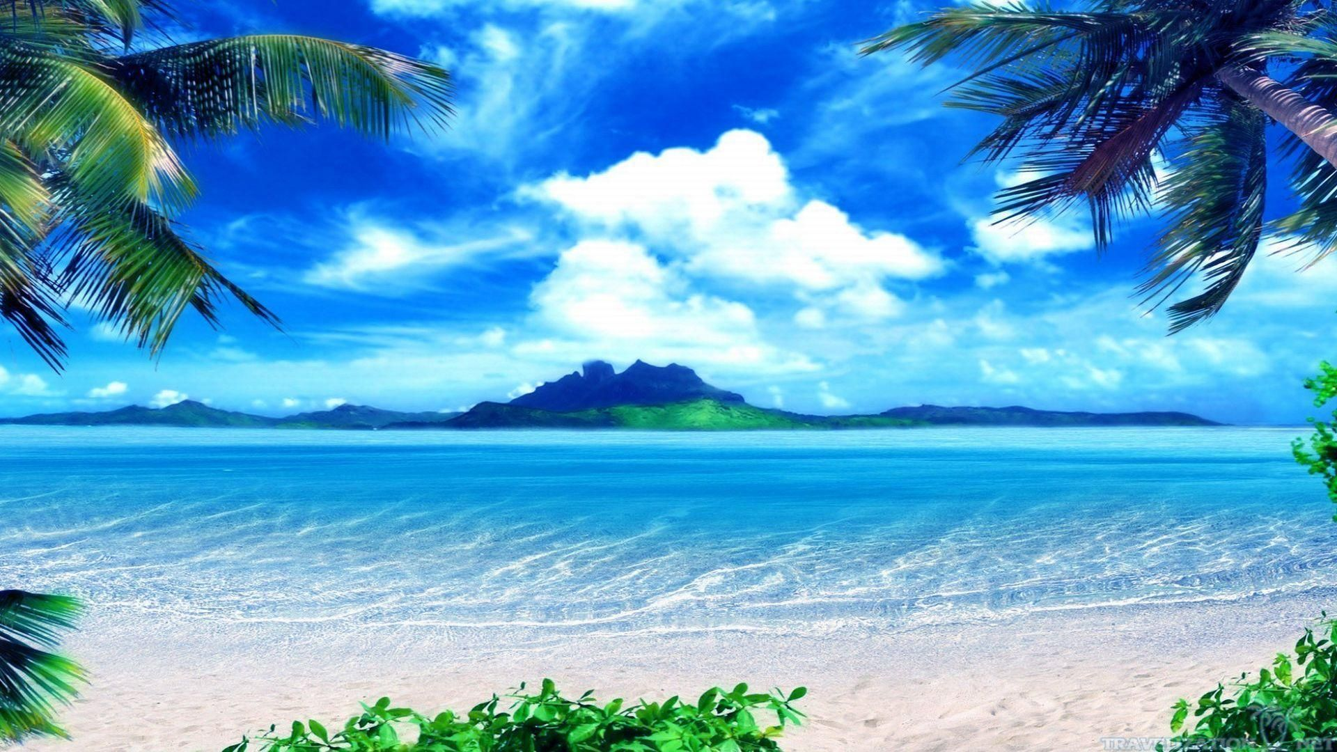 Bahamas laptop background wallpaper