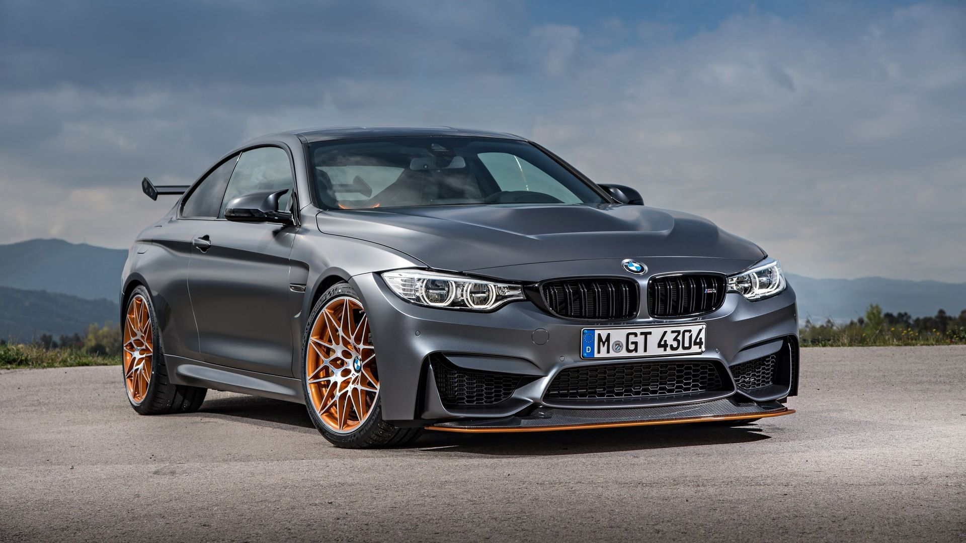 Bmw M4 1080p picture