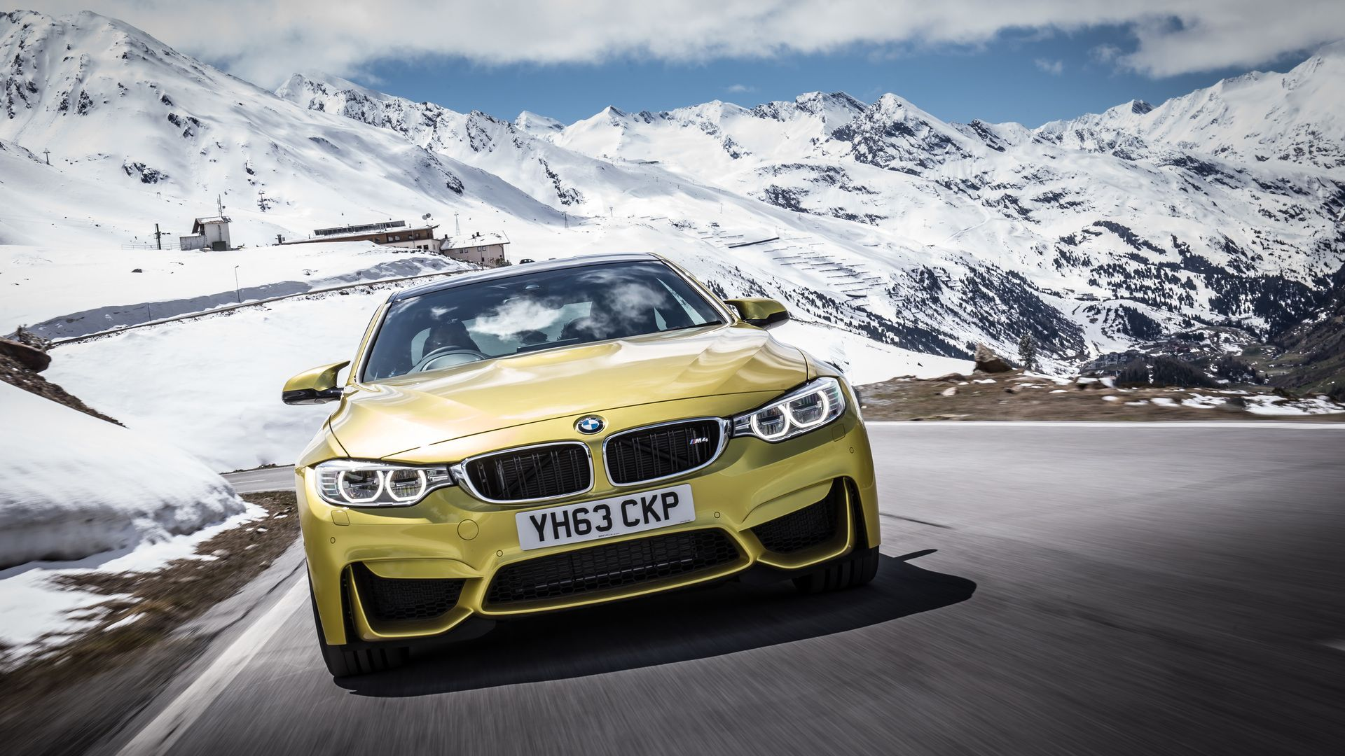 Bmw M4 free picture