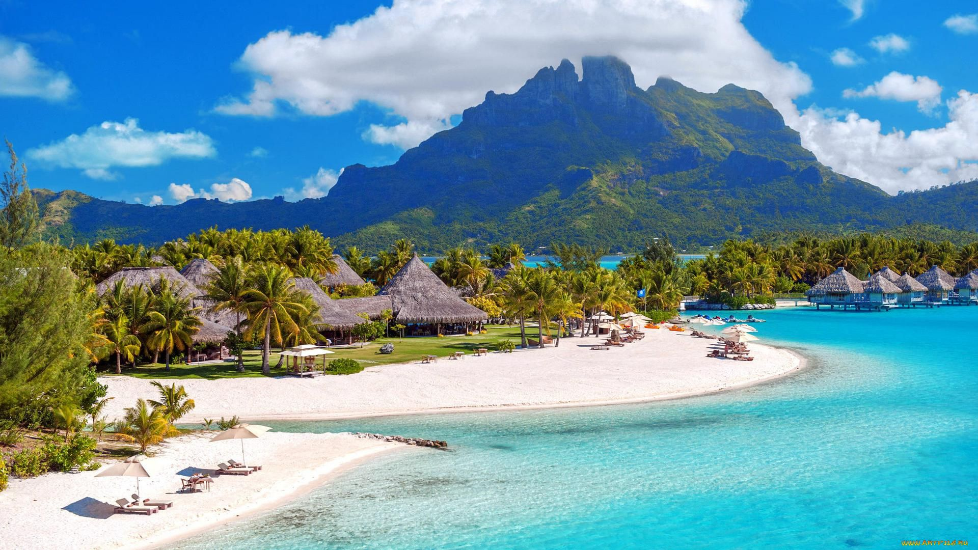 Bora Bora picture wallpaper