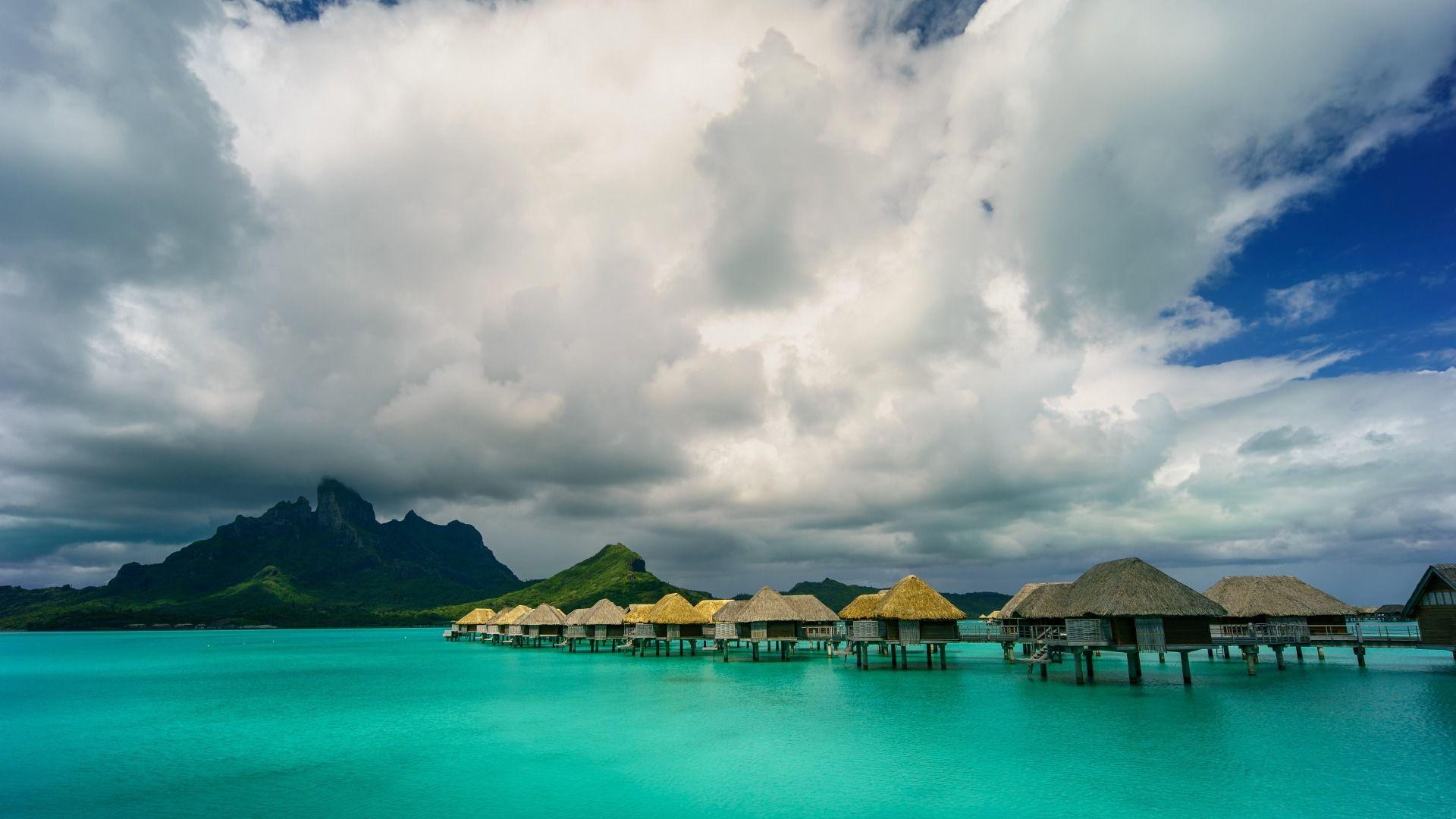 Bora Bora wallpaper download