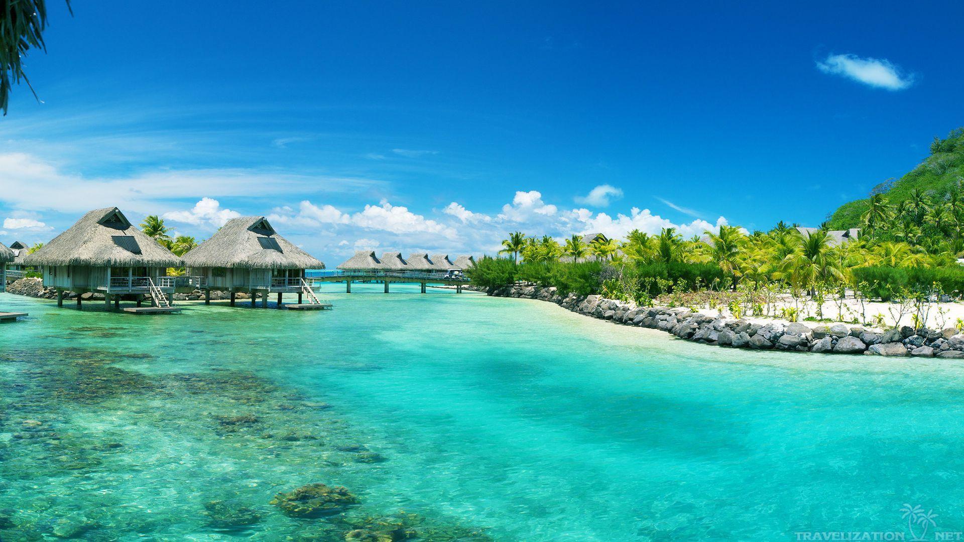 Bora Bora free image