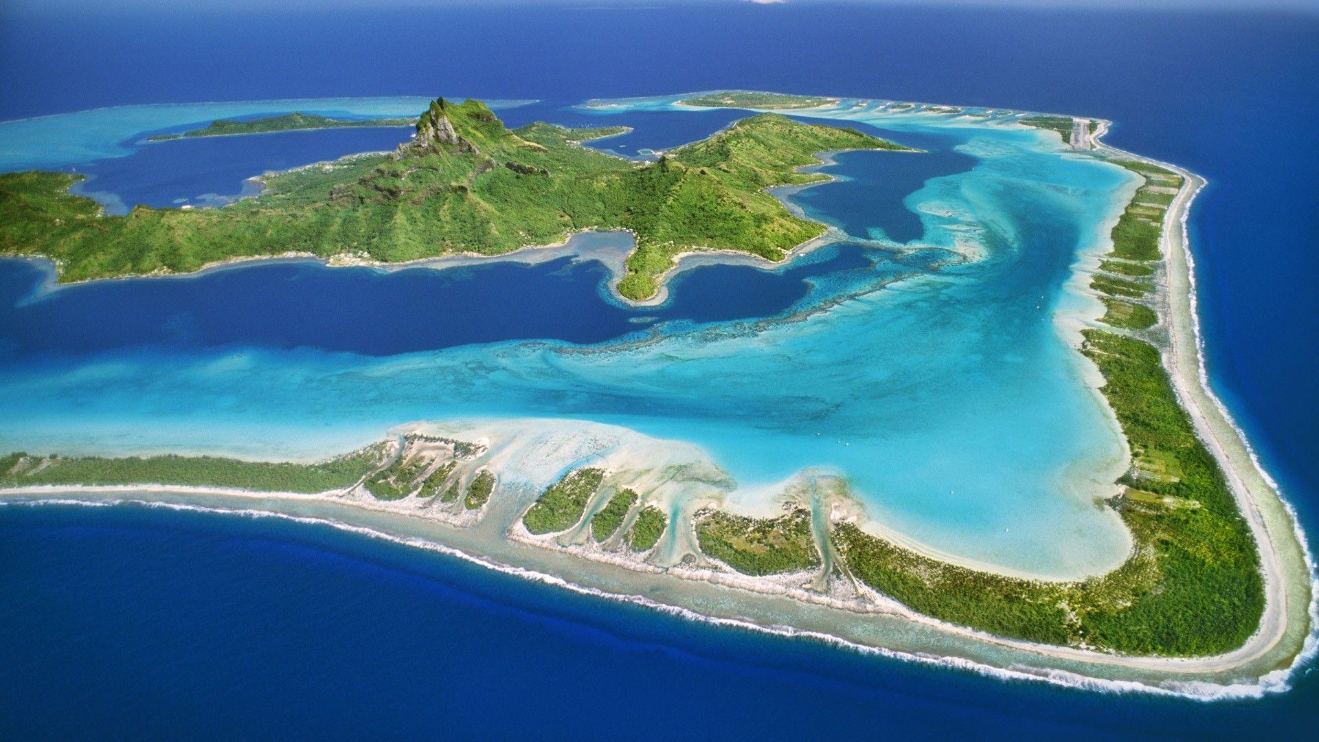 Bora Bora 1080p wallpaper