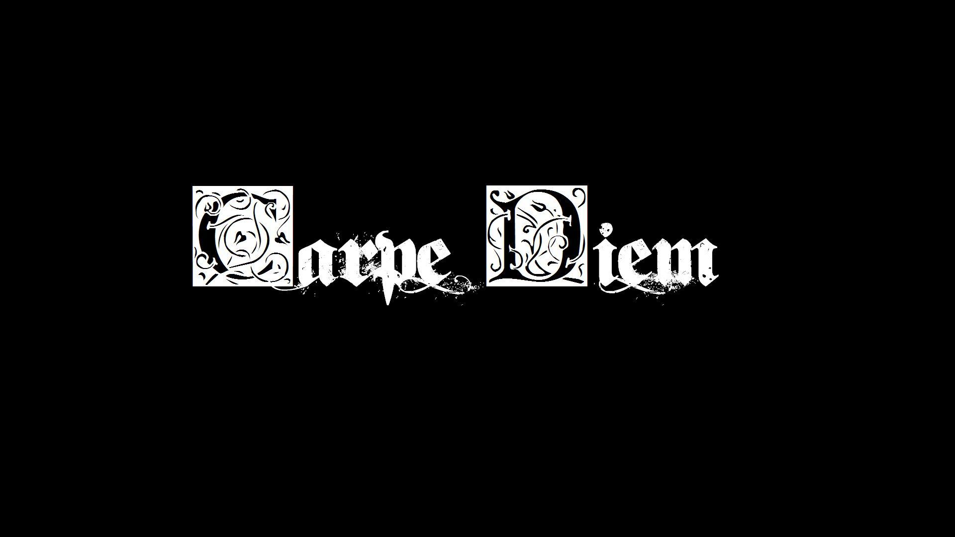Carpe Diem wallpaper for computer