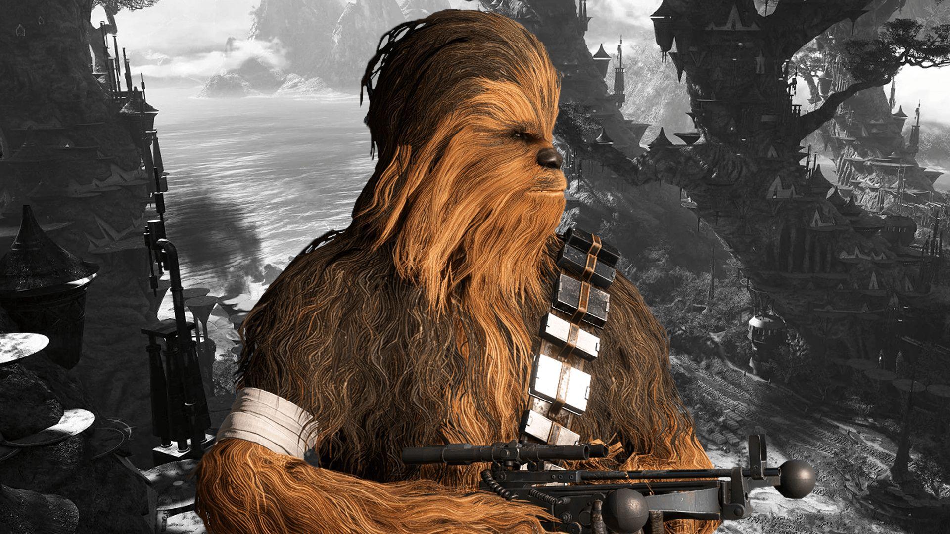 Chewbacca wallpaper hd