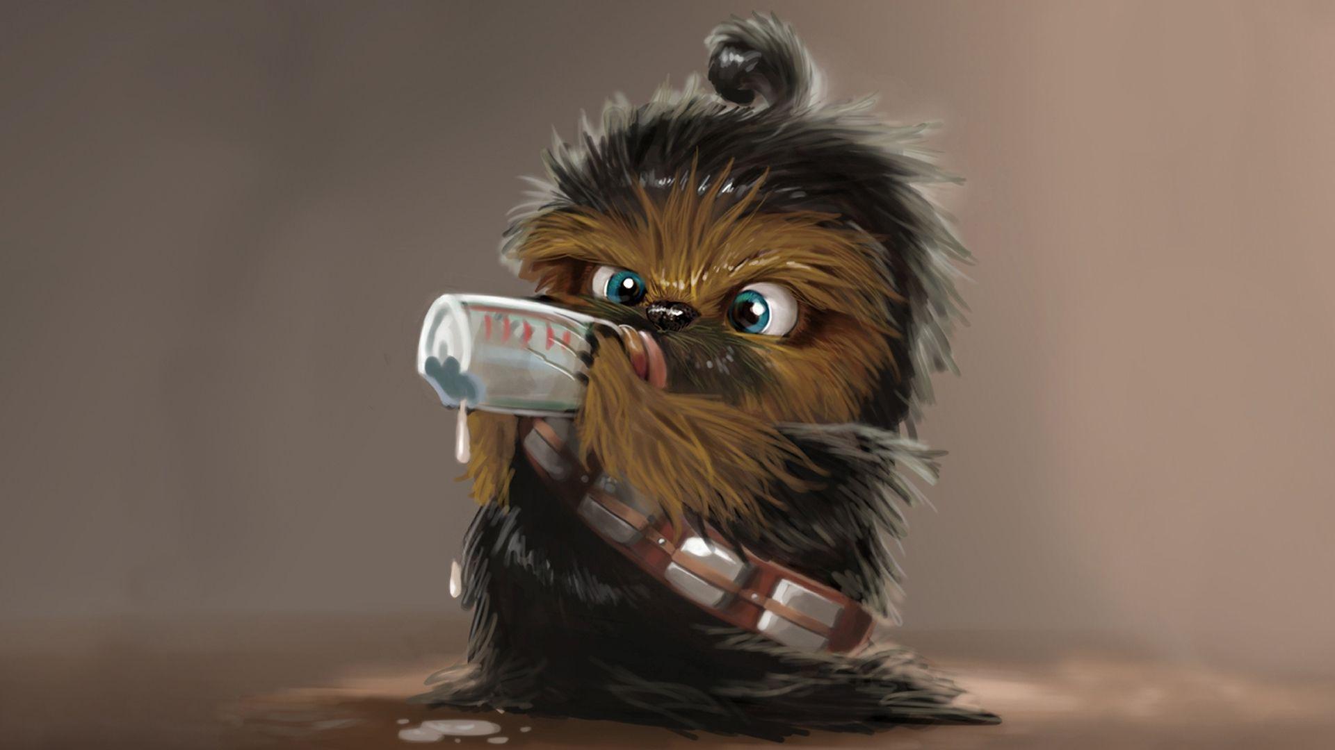 Chewbacca full hd wallpaper download