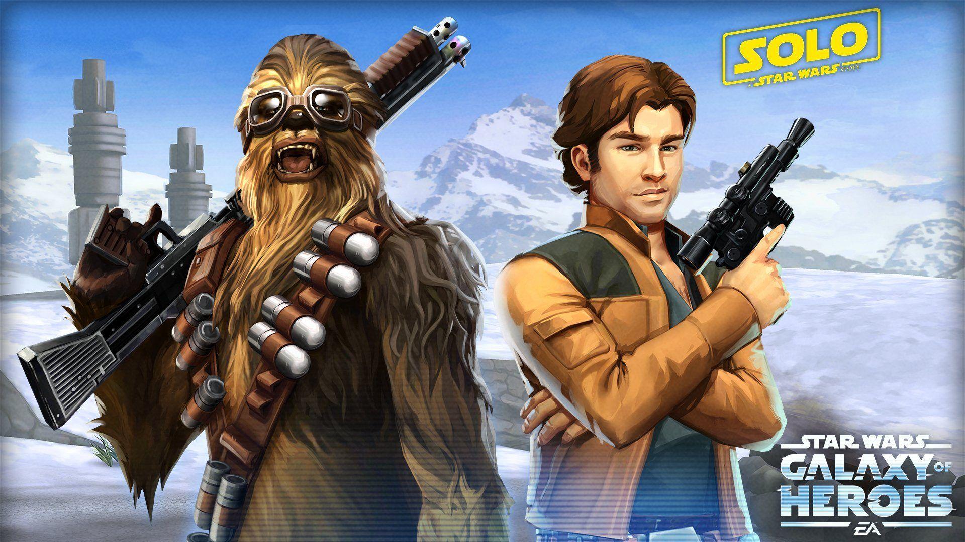 Chewbacca nice wallpaper