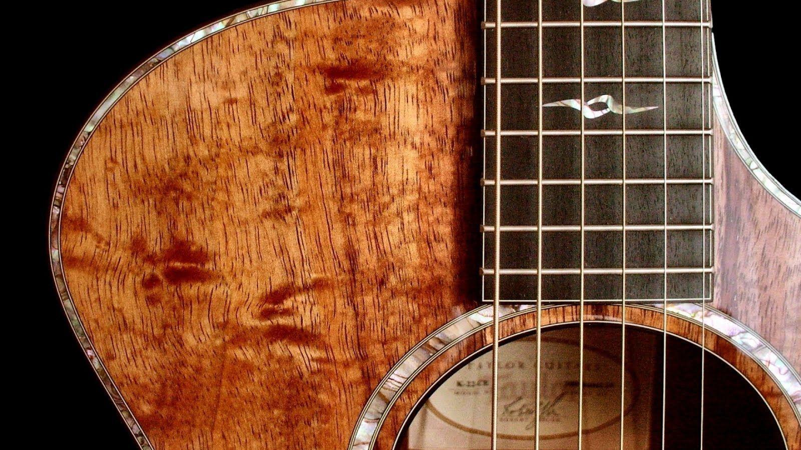 Classic Guitar Wallpaper