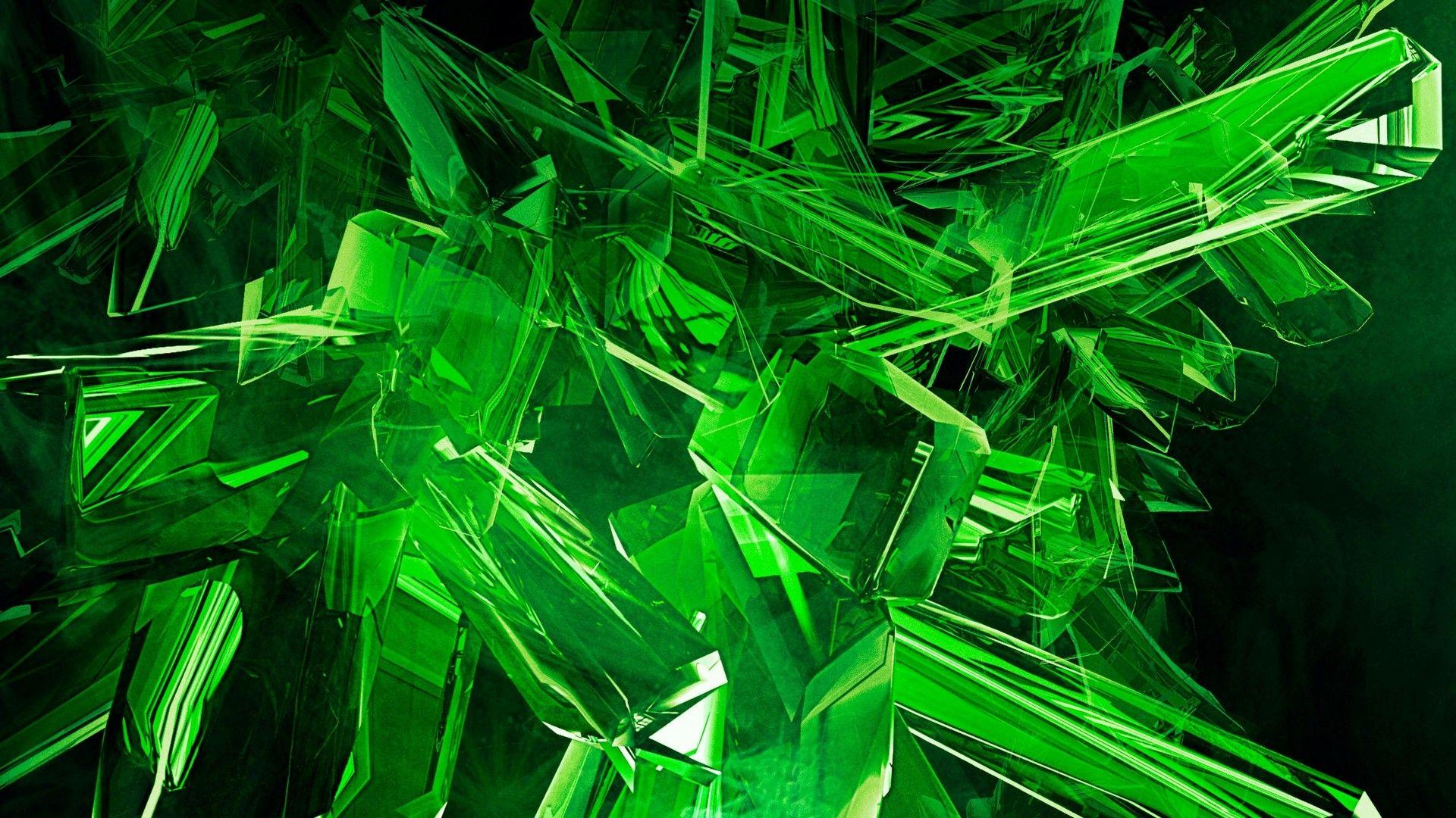 Cool Green wallpaper hd