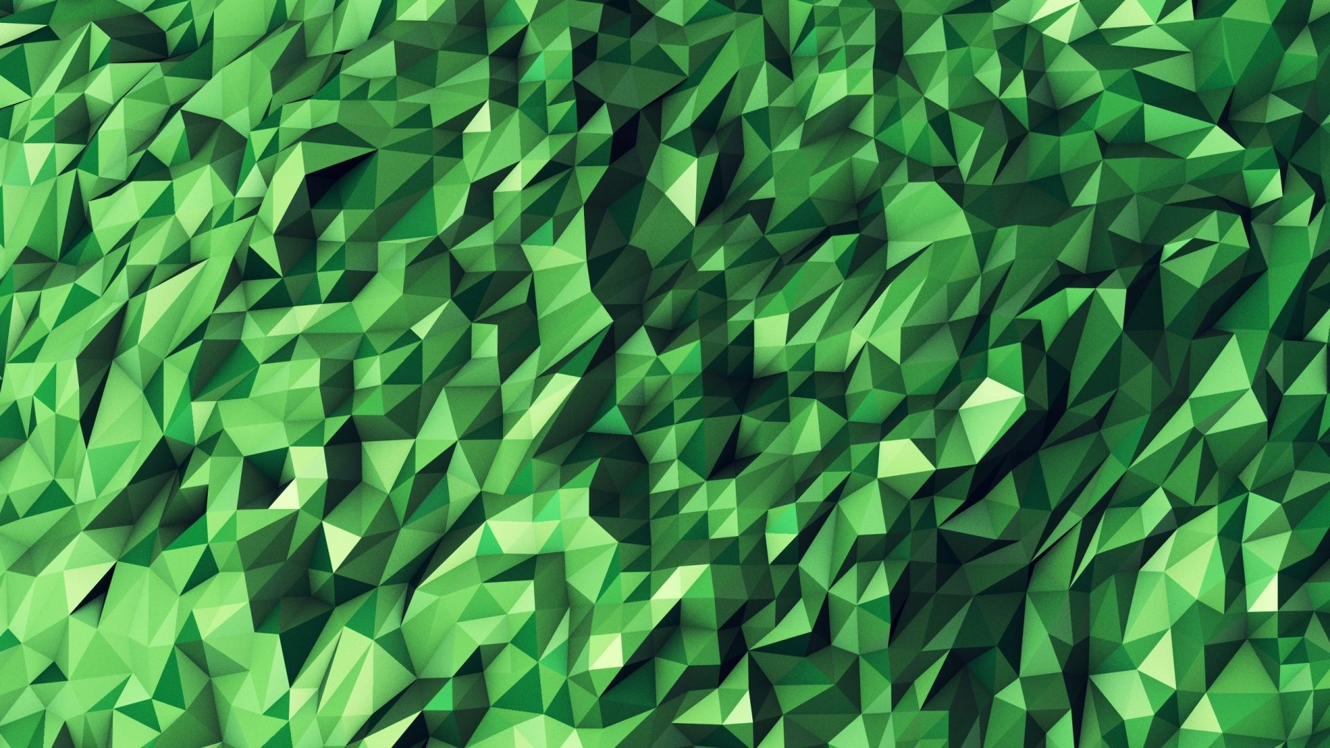 Cool Green background computer