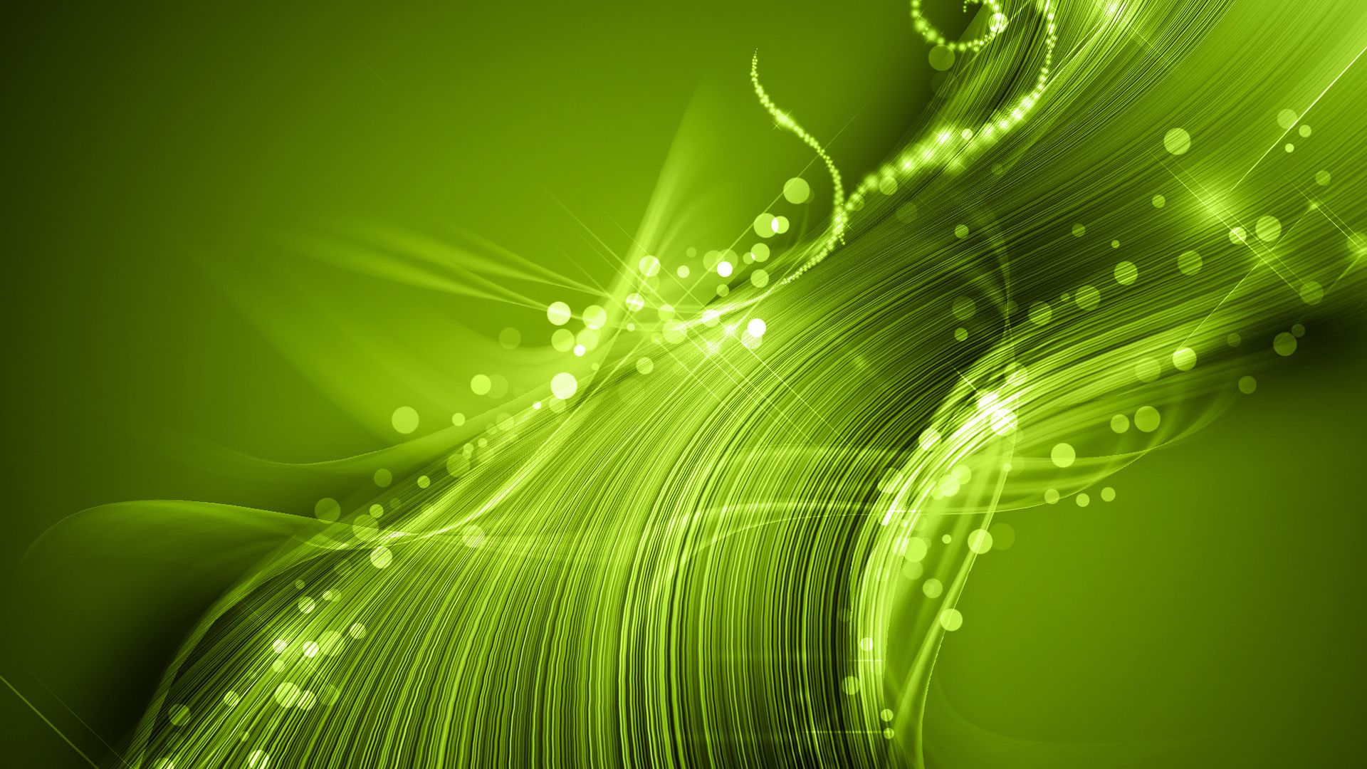 Cool Green wallpaper for laptop