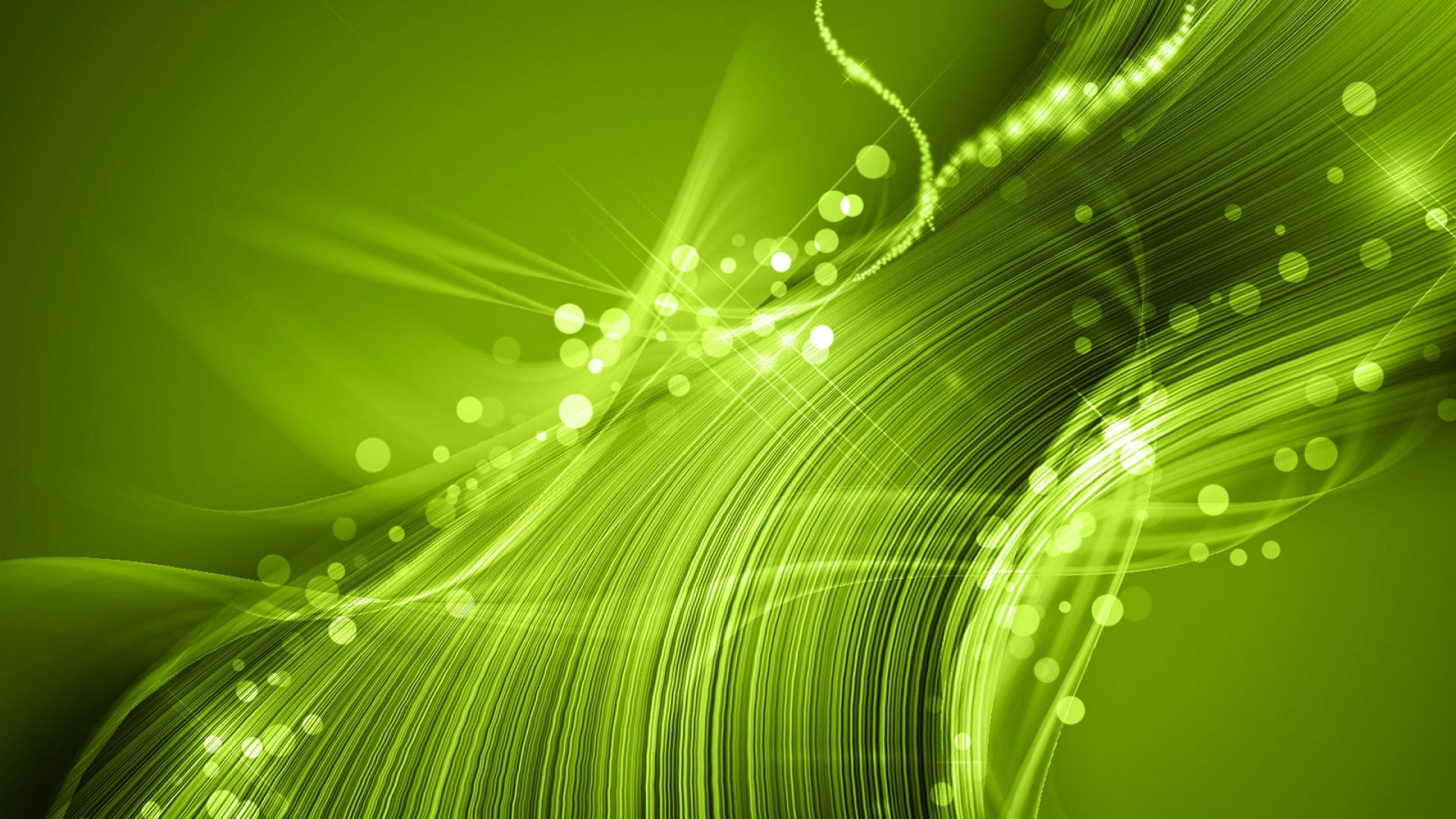 Cool Green free image