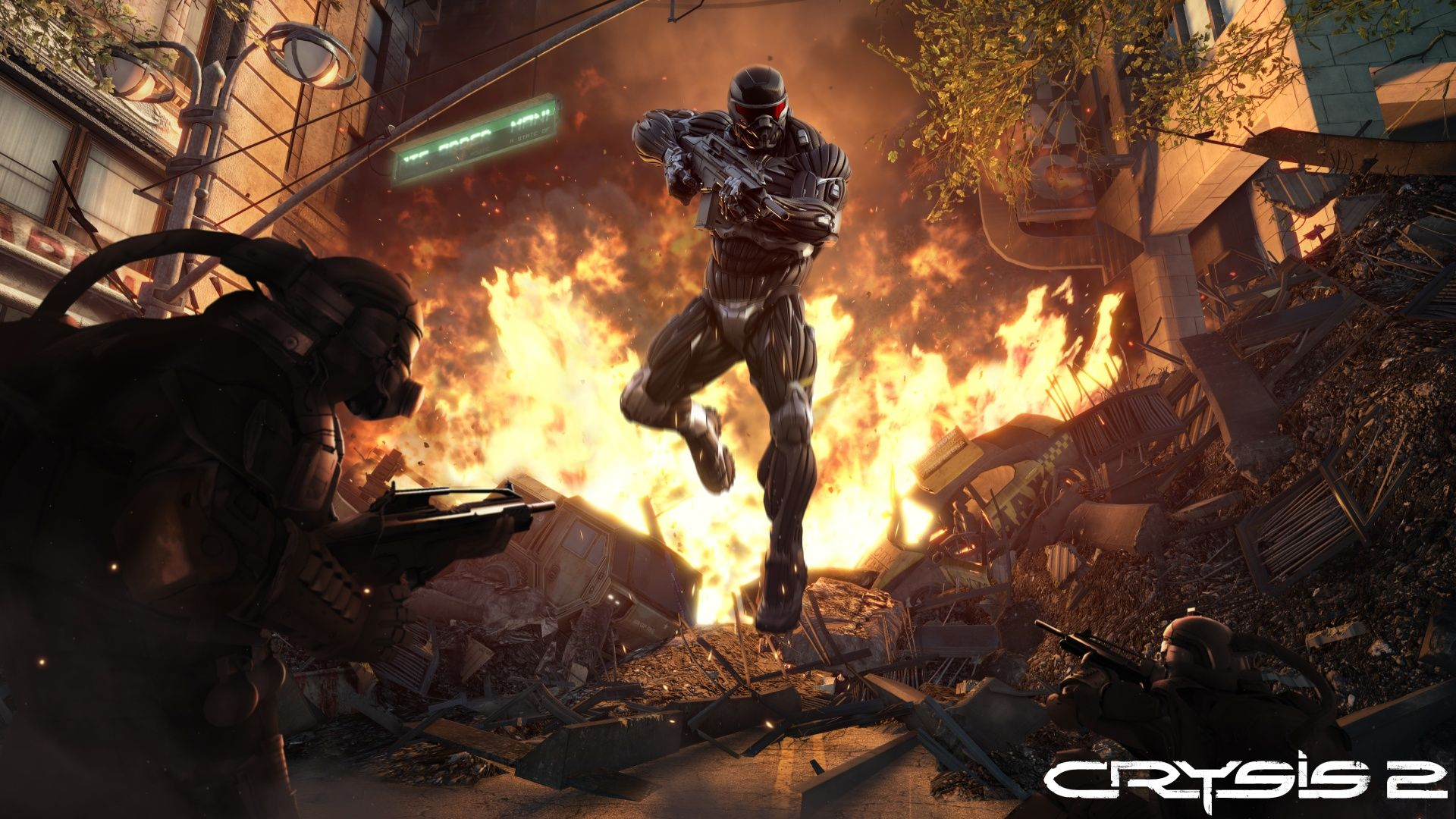 Crysis 2 Pictures