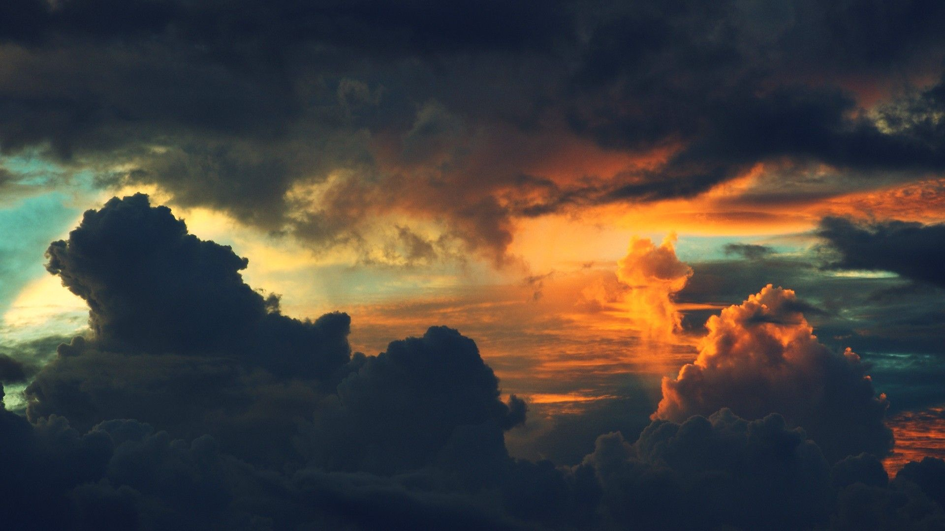 Dark Clouds image