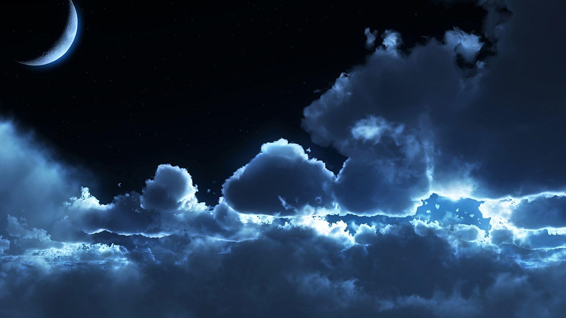 Dark Clouds wallpaper free
