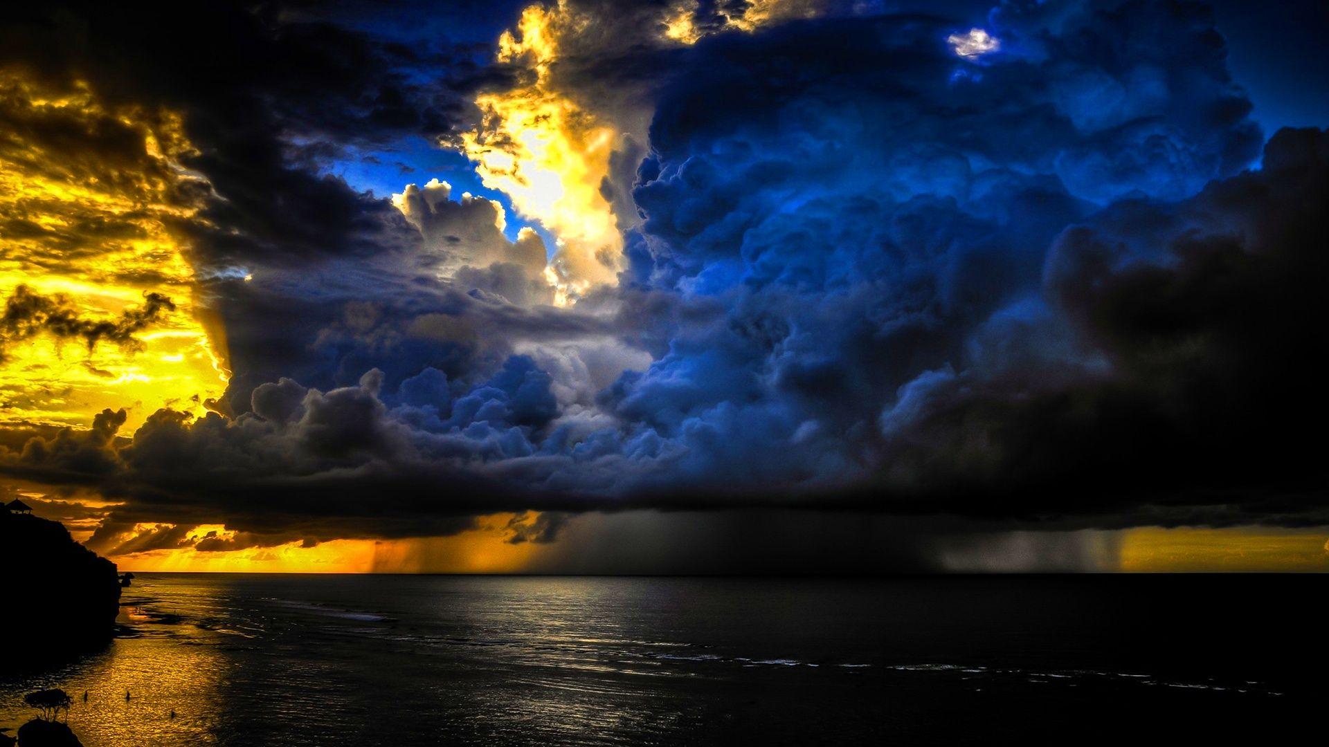 Dark Clouds hd image