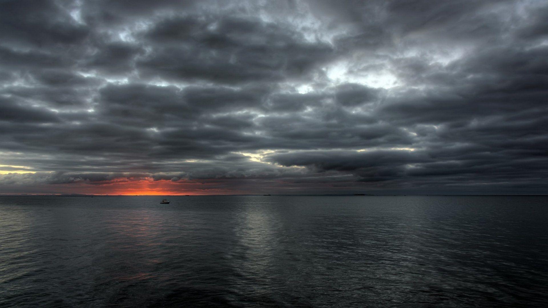 Dark Clouds hd picture