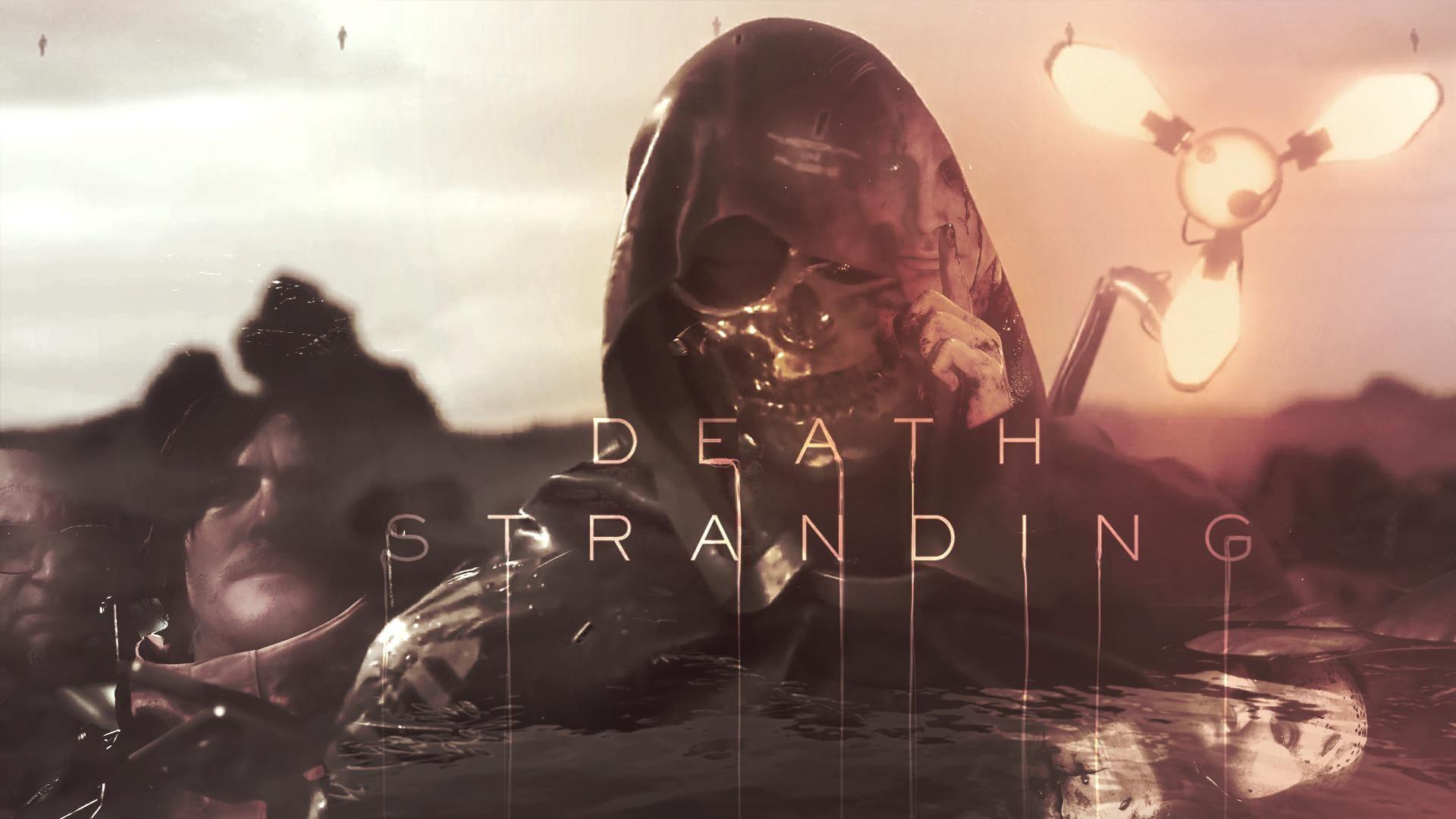 Death Stranding Wallpaper