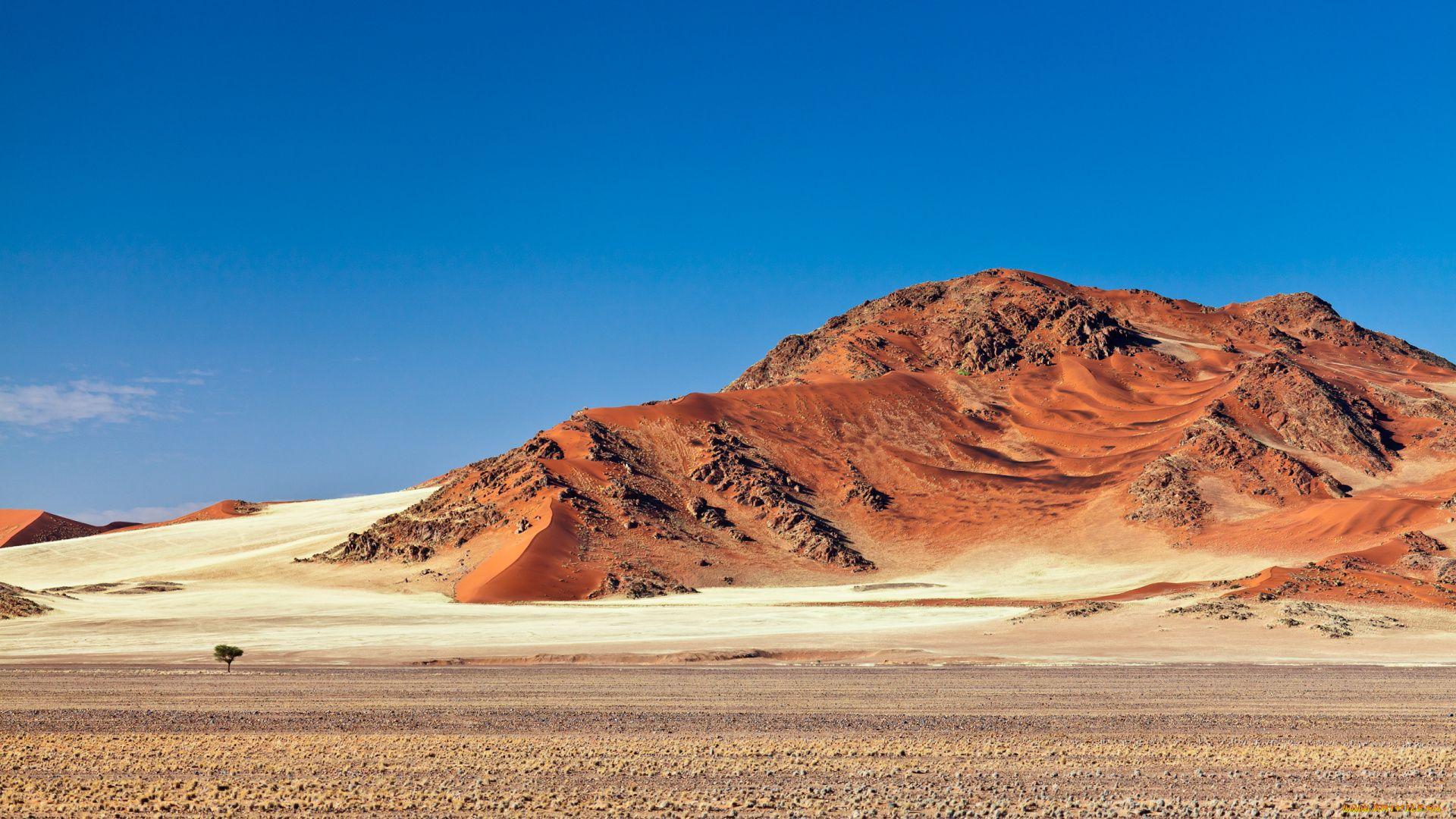 Desert Foothills Landscape laptop background wallpaper