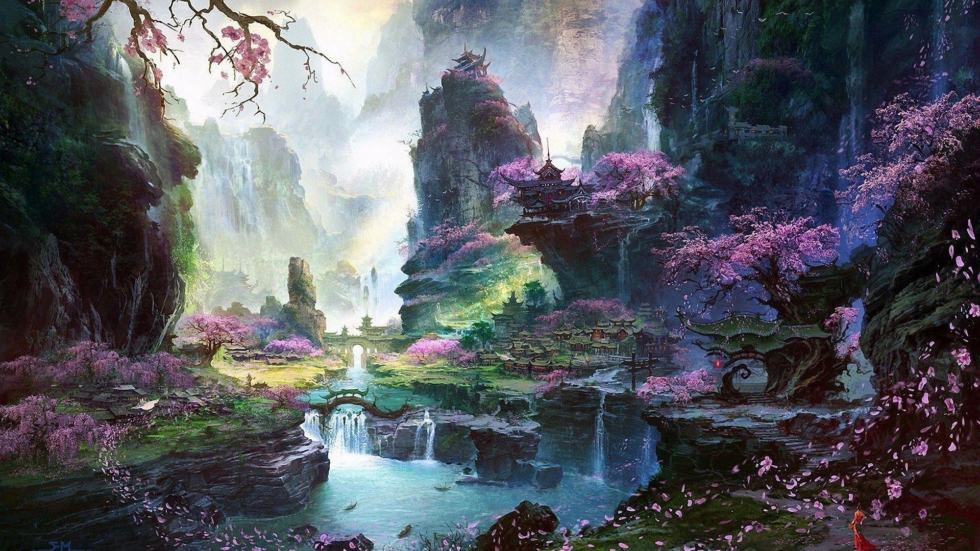 Digital Art Background image