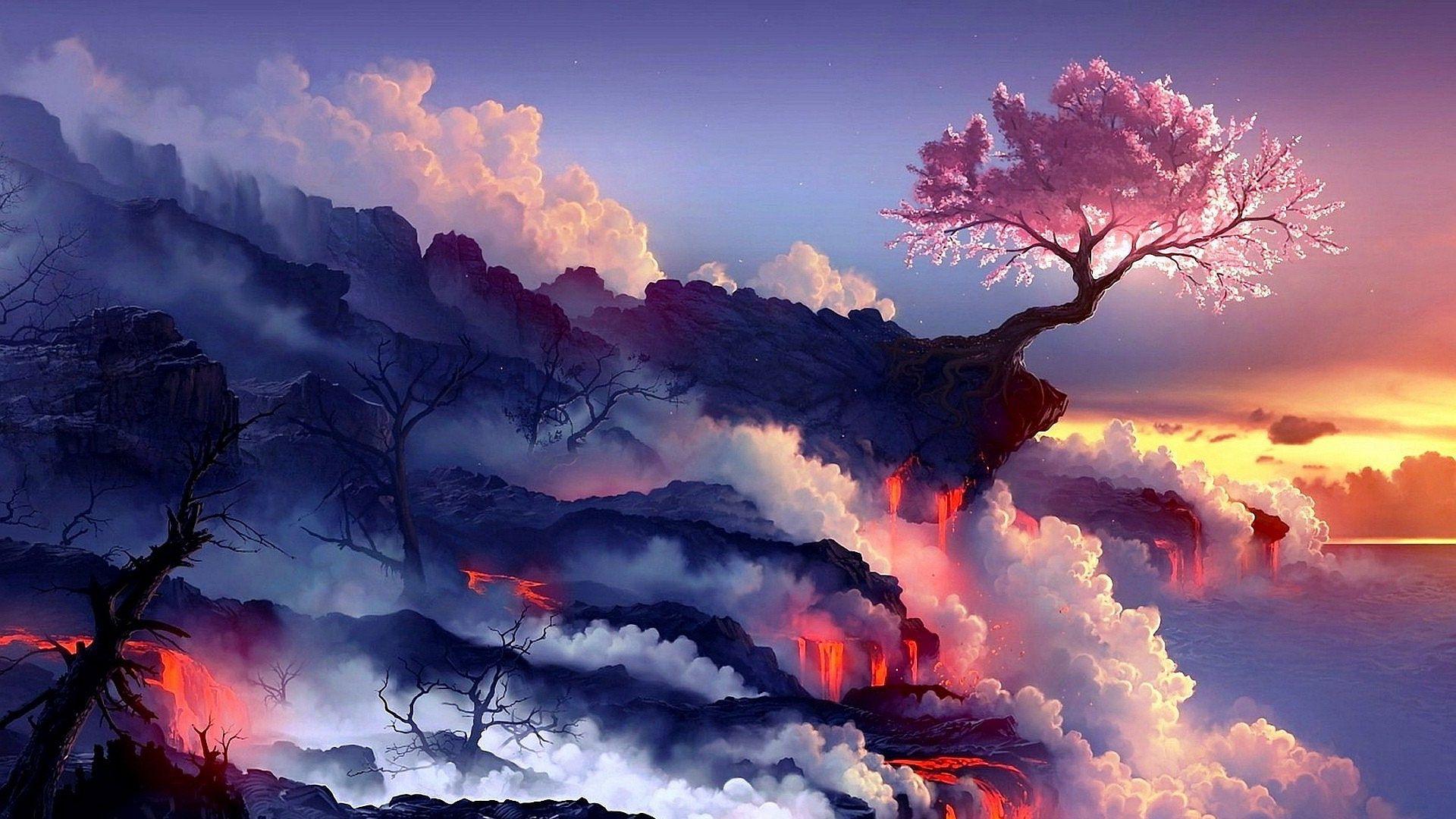 Digital Art Background full hd wallpaper download