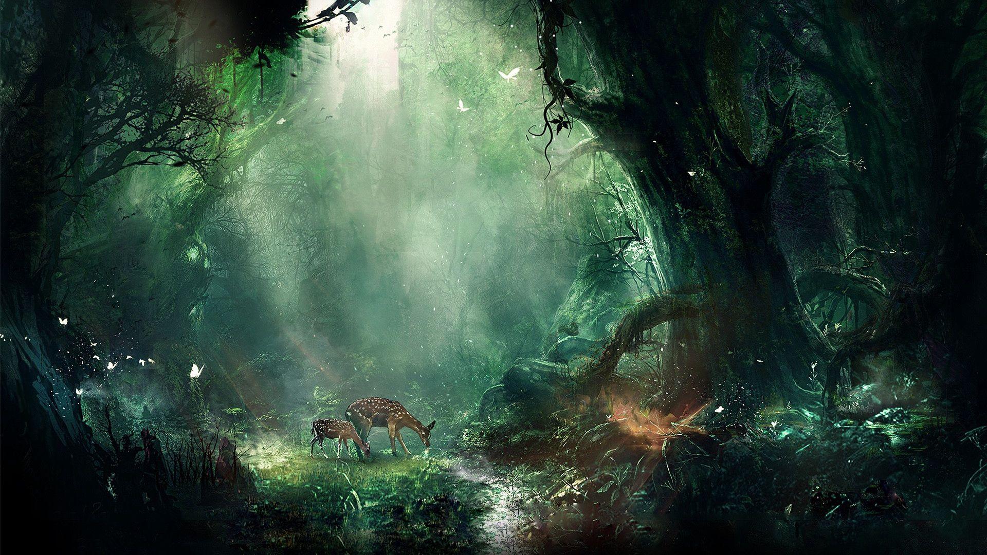 Digital Art Background wallpaper download