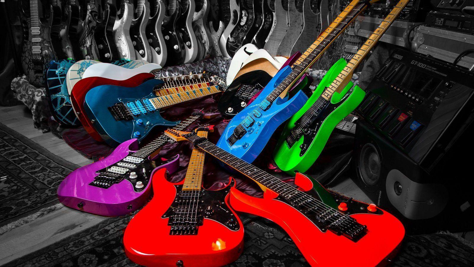 Electric Guitar Photo Hd