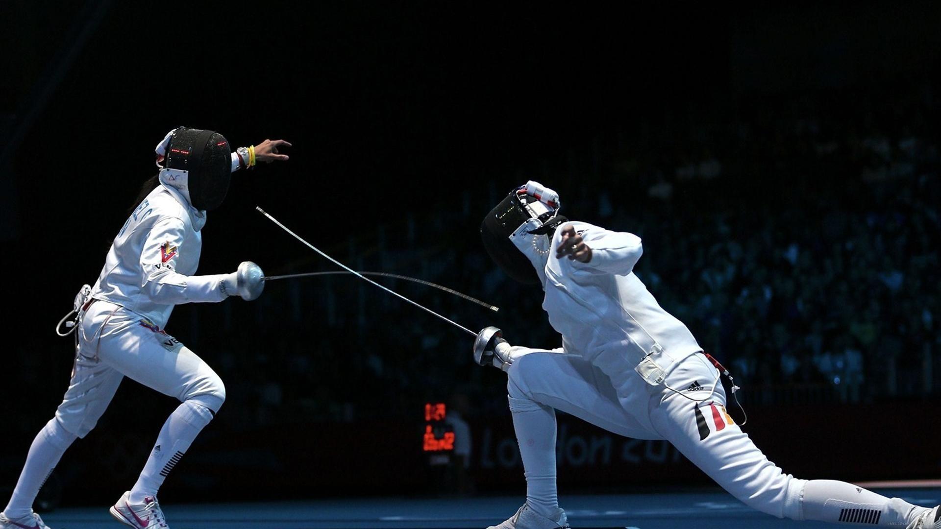 Fencing full hd image