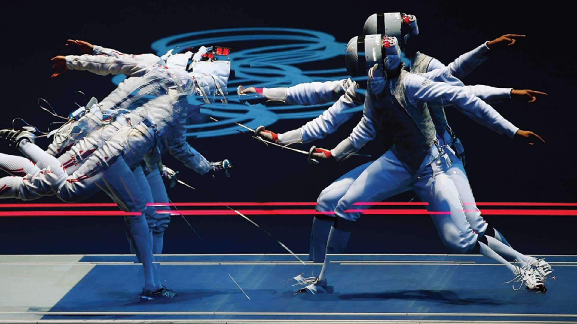 Fencing hd wallpaper