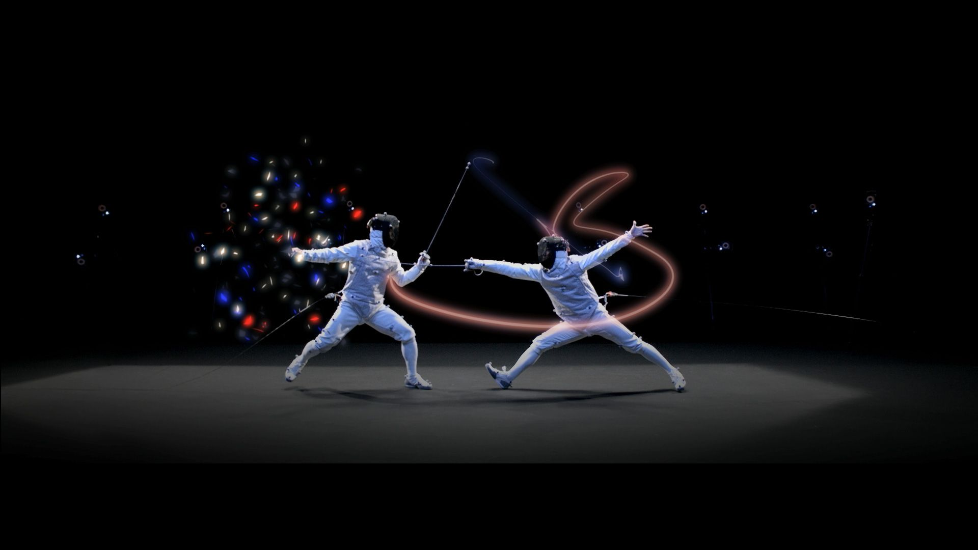 Fencing 1080p background